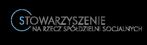 Logo Stowarzyszenie na rzecz Spółdzielni Socjalnych