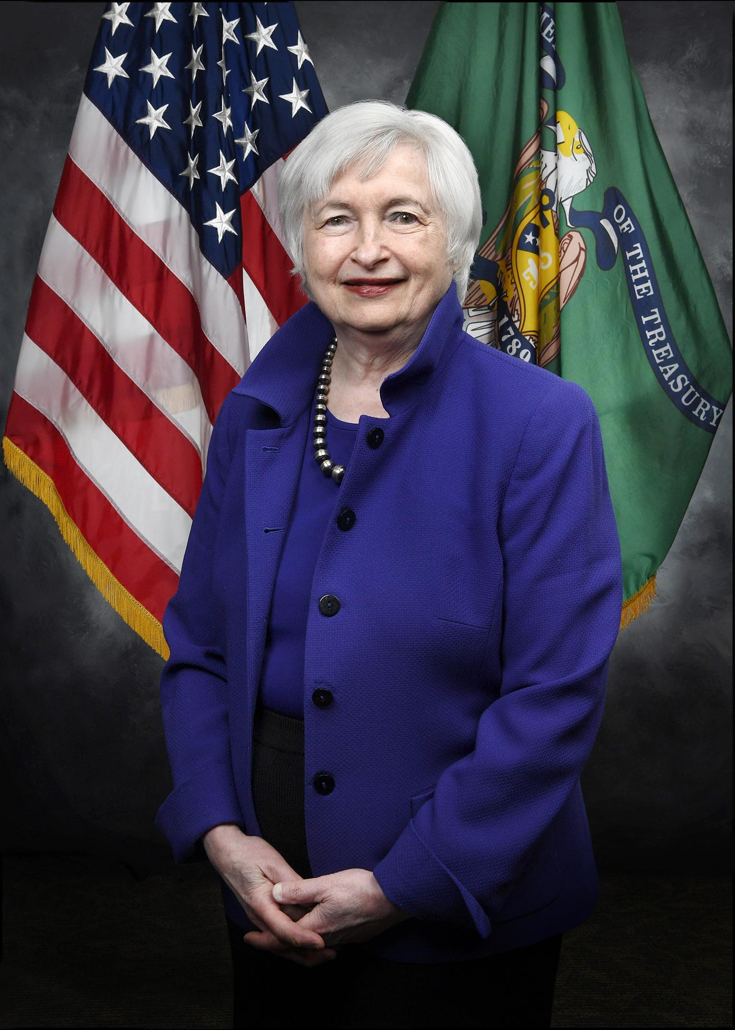 Kobieta na czele amerykańskich finansów
